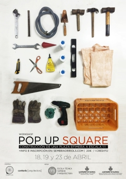pop up square